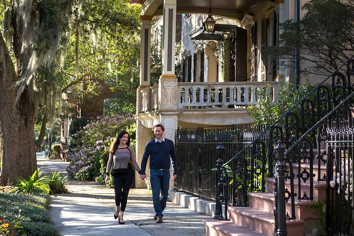 Ultimate Savannah Romance Package