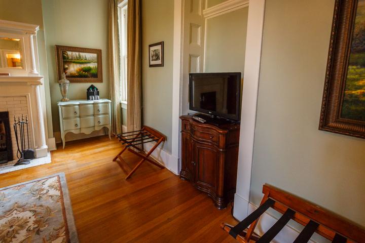 General Hunter Guest Room in Savannah, GA
