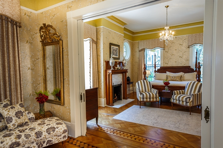 Honeymoon Suite Gastonian Savannah Georgia