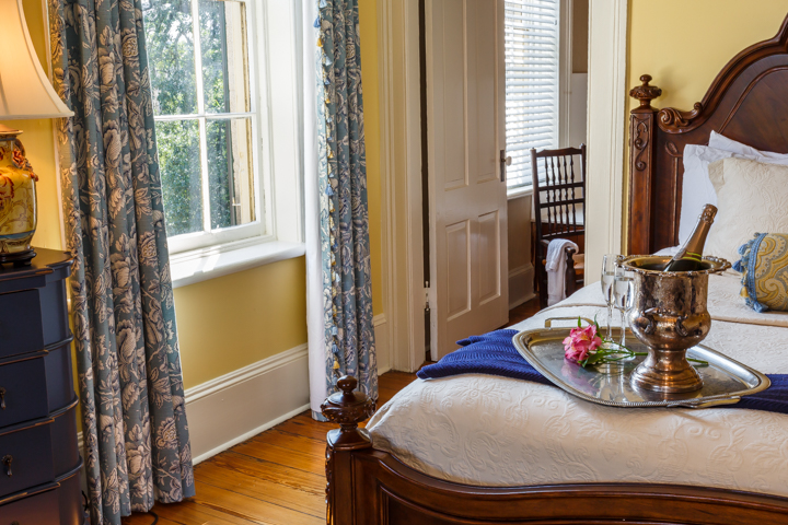 Casmir Pulaski Guest Room at our Savannah Bed and Breakfast