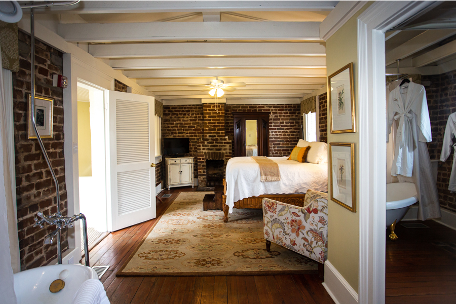 The Carriage House at our Savannah Bed and Breakfast