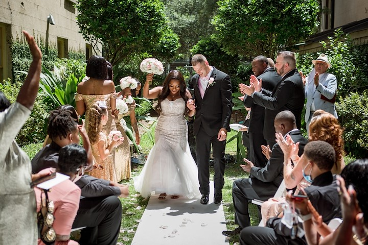Savannah Wedding with 14-16 Guests