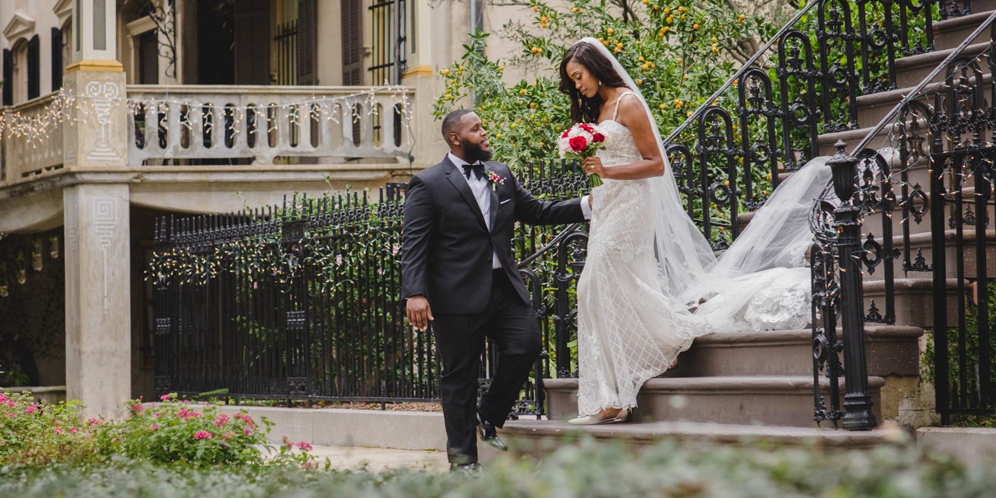 Whole House Rental at The Gastonian Bed and Breakfast for your Savannah Wedding