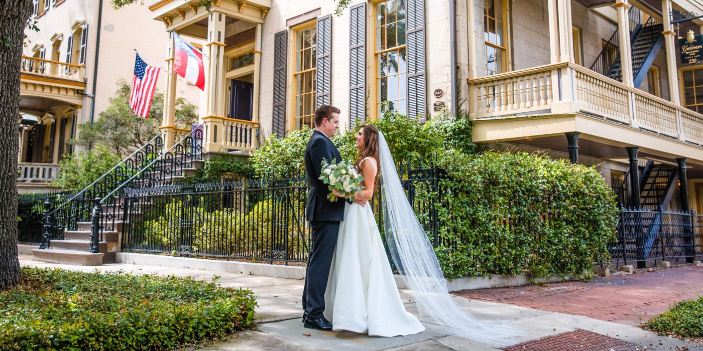 Get married in Savannah, Georgia